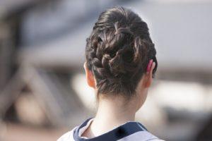 七五三 母親 髪型