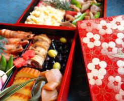 おせち料理の意味や由来について重箱の理由や中身の由来について知ろう