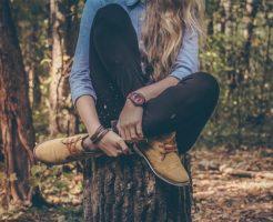 30代女性ショートブーツ