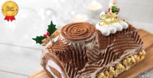 セブンイレブンアレルギー対応クリスマスケーキ