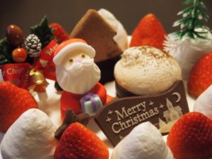子供におすすめクリスマスケーキ