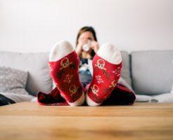 クリスマス 一人女子