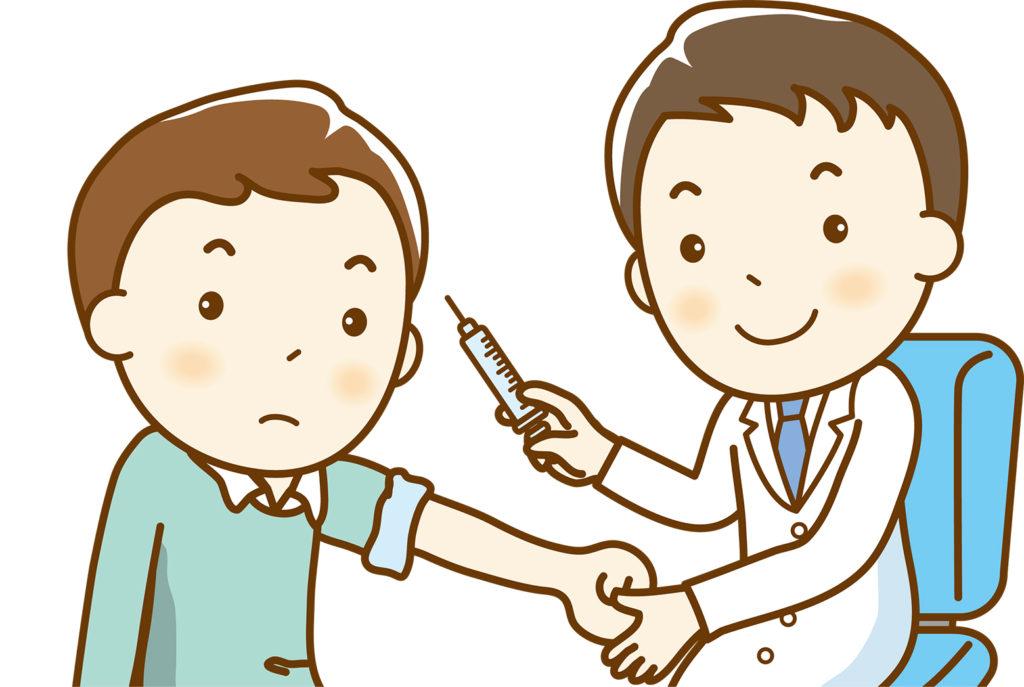 受験生のインフルエンザ対策!予防接種はどのタイミングで受けるべき?受験前にかかった場合の対処法について