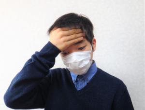 インフルエンザ 受験