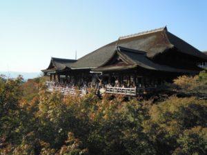 今年の漢字 清水寺
