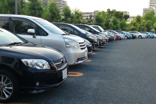 新宿御苑 駐車場