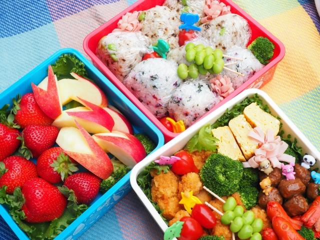 お花見のお弁当お子さんが喜ぶレシピアイディアを大公開!