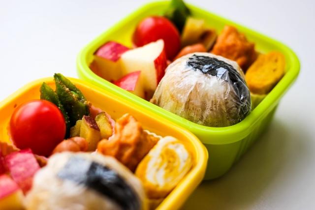 夏のお弁当幼稚園の子供にマヨネーズや果物はOK?腐らないおかずは?