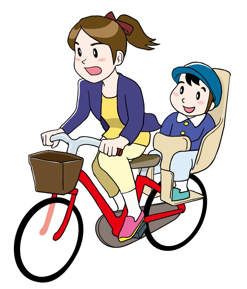 自転車に子供を乗せた時の日焼け対策!子供とママができる方法を紹介