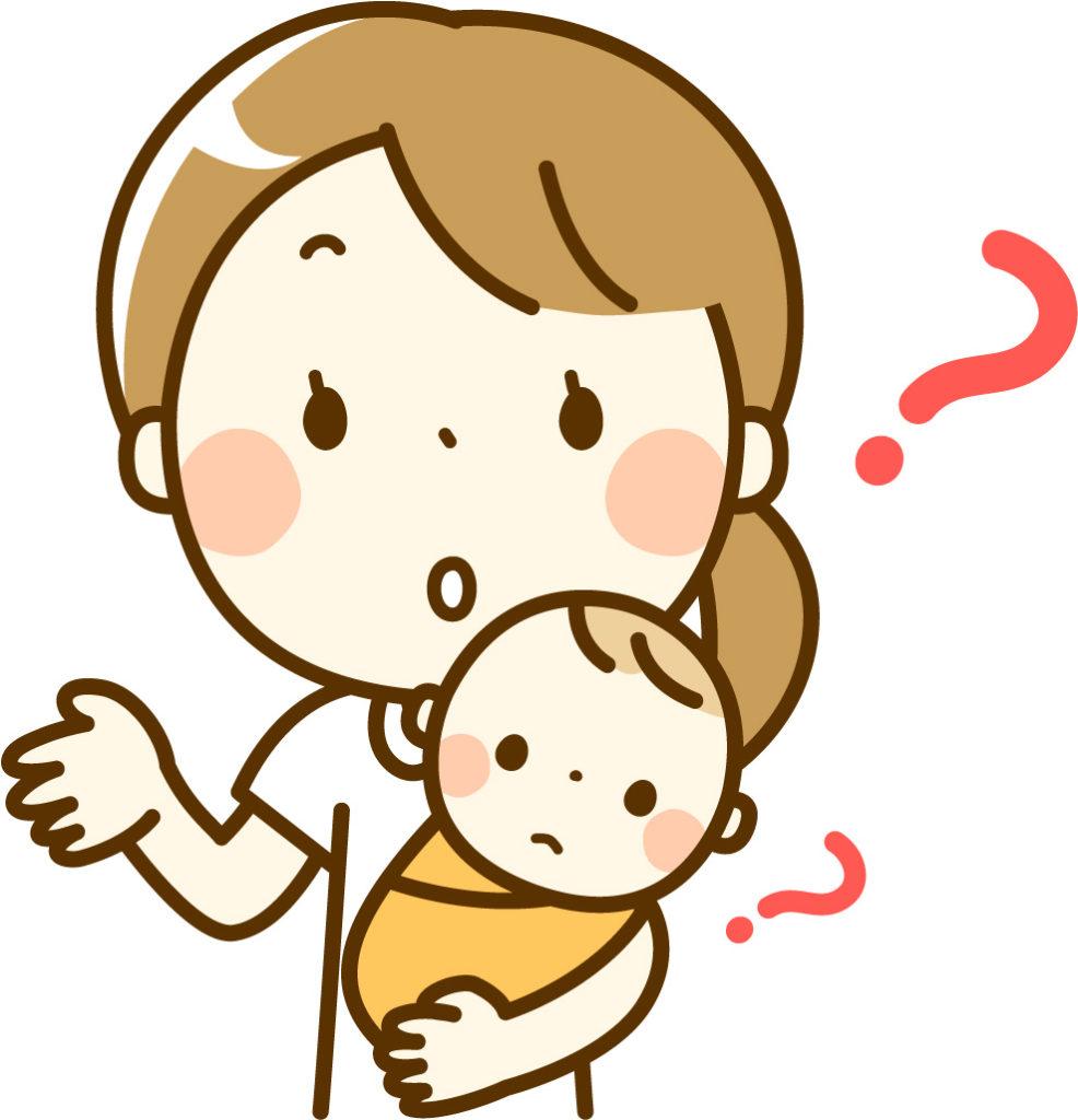 生後2ヶ月で横抱きを嫌がる赤ちゃん首が据わる前に縦抱きしても大丈夫?