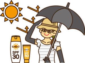 日焼け止め 服 黄ばみ