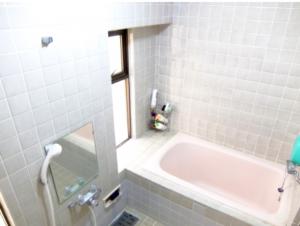 お風呂 水垢 壁