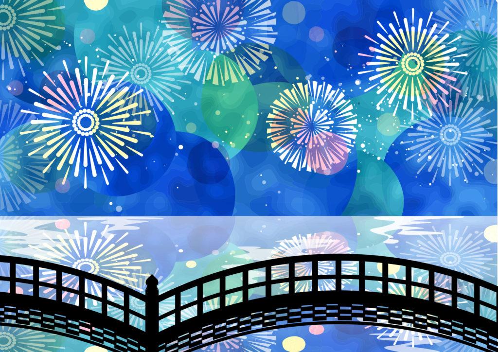 宮島水中花火大会の駐車場やトイレ混雑・渋滞状況と行き方を紹介!