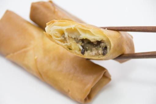 春巻きの冷凍保存の方法と賞味期限・解凍後美味しく食べるには?