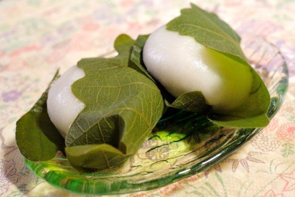 柏餅の葉っぱの保存は塩漬けや乾燥、冷凍・冷蔵どんな方法がいい?