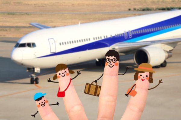 飛行機に乗ると耳が痛い!対策法と飛行機を快適に過ごすコツを紹介