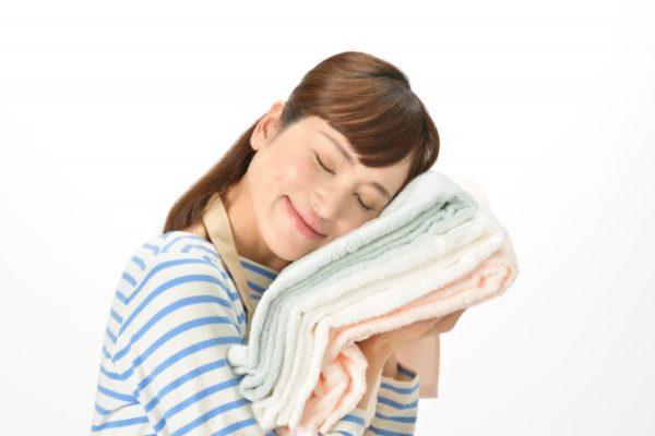 タオルの生乾きの臭いにもう悩まない!簡単にできる対策法