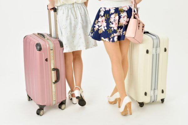 スーツケースの選び方!女性のおすすめなものは?