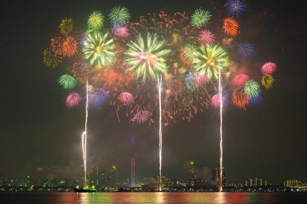 熊谷花火大会2019の駐車場、混雑状況と交通規制、穴場と見どころを紹介