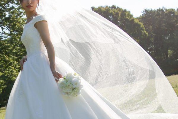 ウェディングベールの手作りは簡単にできる!より素敵な結婚式に