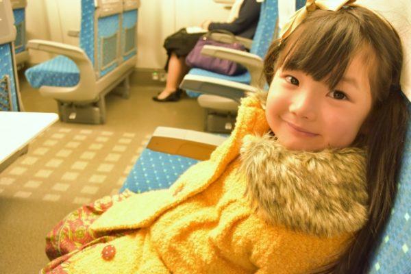 新幹線の子ども料金はいつからかかる?自由席と指定席ではどう違う?